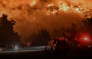 إخلاء 6 قرى في جنوب اليونان بسبب حرائق الغابات