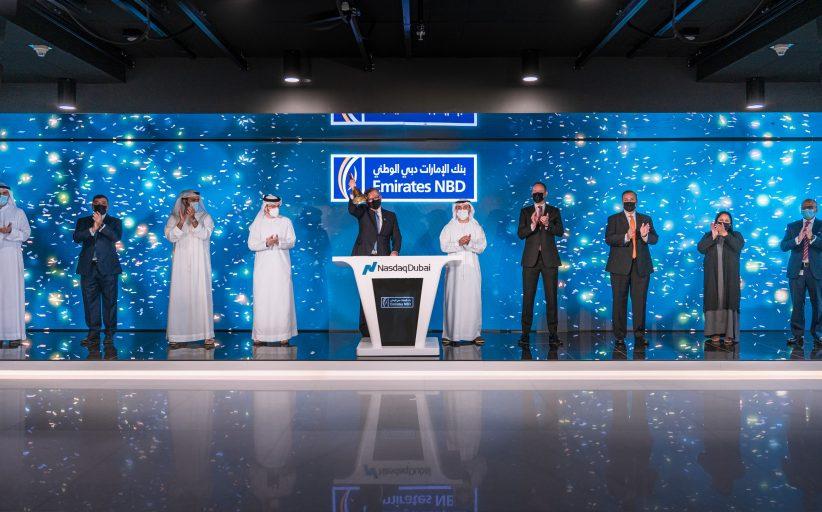 بنك الإمارات دبي الوطني يدرج سندات بـقيمة 750 مليون دولار في ناسداك دبي