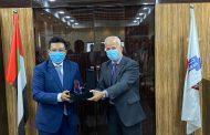 وفد القنصلية الماليزية يزور جامعة الفجيرة