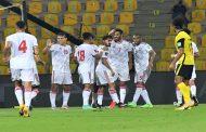 منتخب الإمارات يهزم ماليزيا برباعية