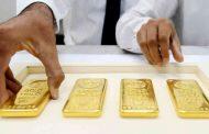 أسعار الذهب تهبط بفعل ارتفاع الدولار