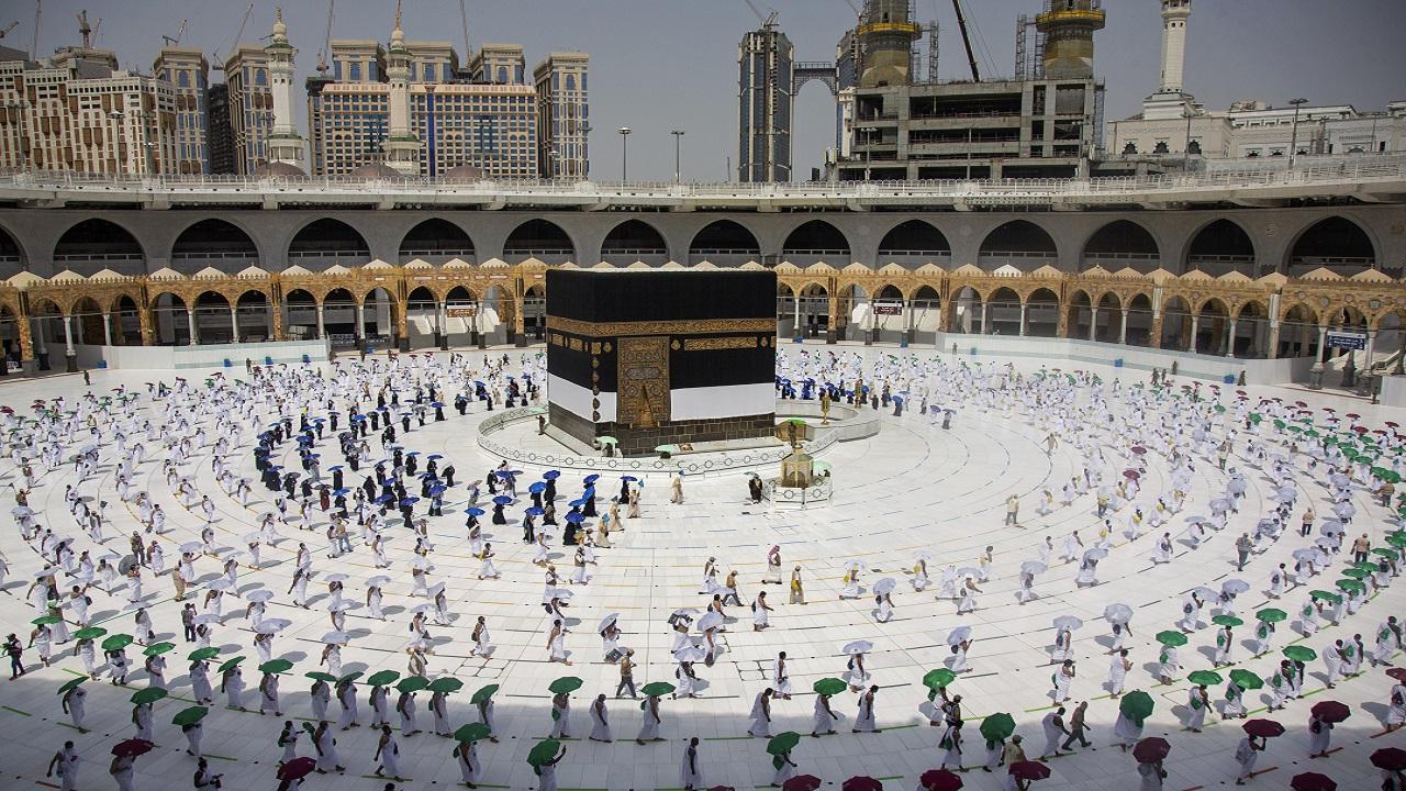 السعودية تعلن قصر الحج هذا العام على المواطنين والمقيمين بإجمالي 60 ألف حاج