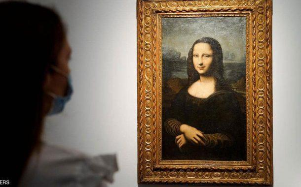 بيع لوحة مقلدة للموناليزا بمبلغ خيالي