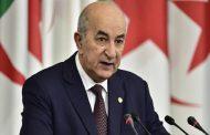 الرئيس الجزائري: لن أترشح لولاية ثانية
