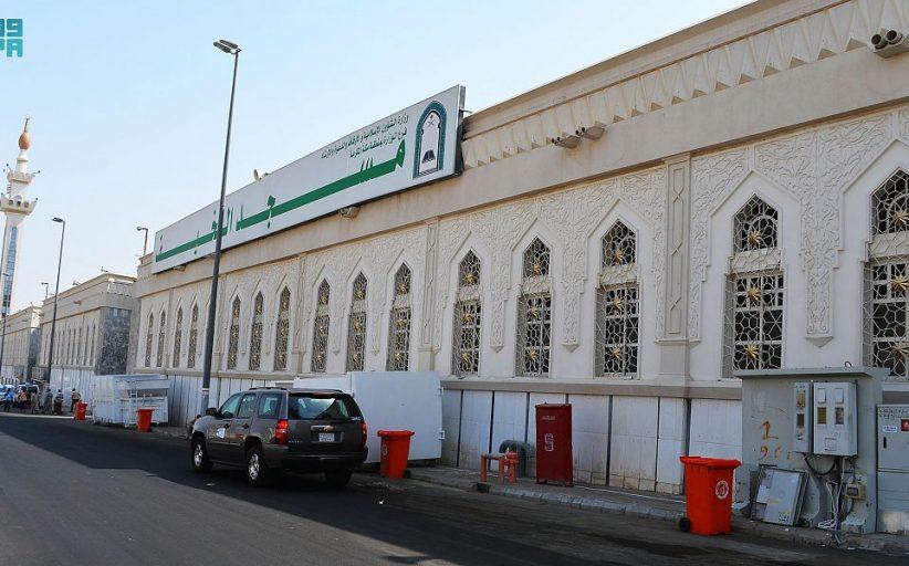 مسجد الخيف.. مسجد خطب فيه المصطفى عليه السلام في حجة الوداع