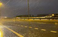 أمطار الخير على الإمارات