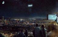 إيلون ماسك يحول السماء إلى شاشة إعلانات
