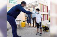 رفع الطاقة الاستيعابية لرياض الأطفال والصفوف الأولى 60٪