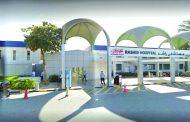 أطباء مستشفى راشد ينجحون بإعادة ساق مبتورة لطفل