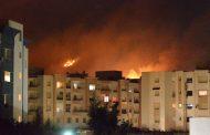 موجة حر قياسية تشعل عشرات الحرائق في تونس