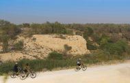 مضمار للدراجات الرملية بطول 50 كيلو متراً في غابات حديقة مشرف الوطنية