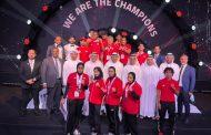 /7/ ميداليات تاريخية لملاكمة الإمارات في البطولة الآسيوية .. وكازاخستان تتصدر المشهد