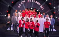 الفجيرة للفنون القتالية تهدي انجاز الملاكمة في المحفل الاسيوي لسمو محمد الشرقي
