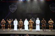 عبد الله الشرقي يثني على نجاحات  بطولة تحدي الفجيرة لبناء الاجسام