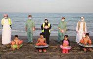 شرطة الفجيرة تختتم فعاليات حملة .. الشواطئ آمنة