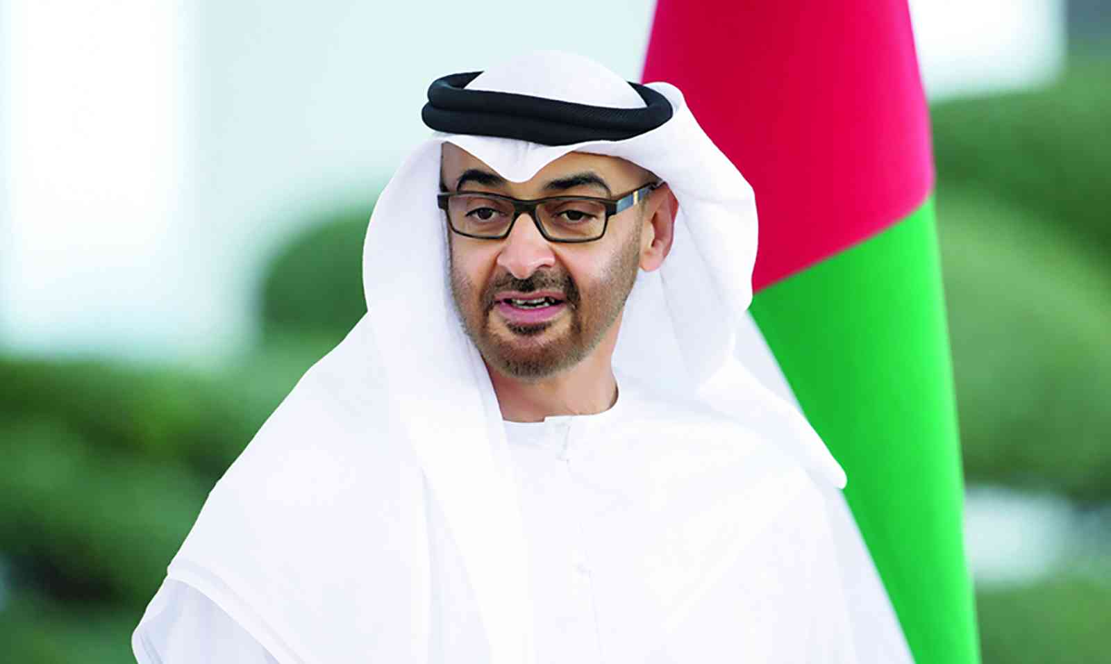 محمد بن زايد يبحث مع مستشار الأمن القومي الأمريكي العلاقات الثنائية وقضايا المنطقة