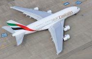 طيران الإمارات تتسلم الدُفعة الأخيرة من «إيرباص أيه 380» هذا العام