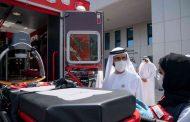محمد بن راشد يتفقد غرفة عمليات إكسبو استعداداً لانطلاق الحدث الكبير