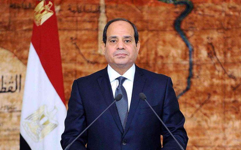 السيسي ينعى المشير محمد حسين طنطاوي وزير الدفاع المصري الأسبق