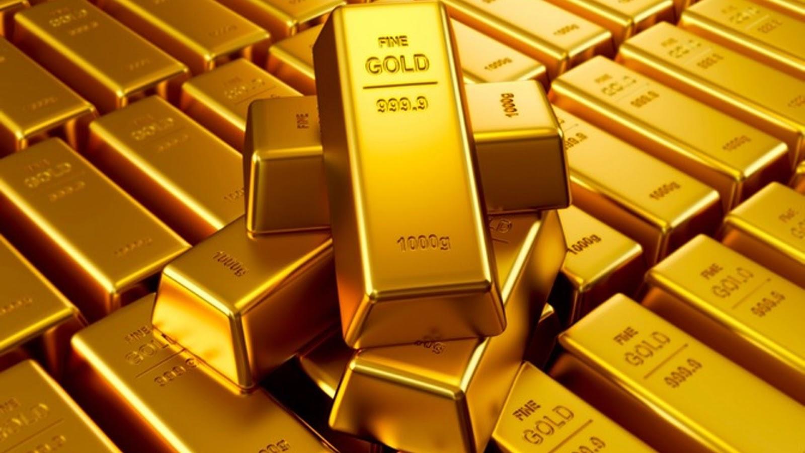 الذهب دون 1800 دولار