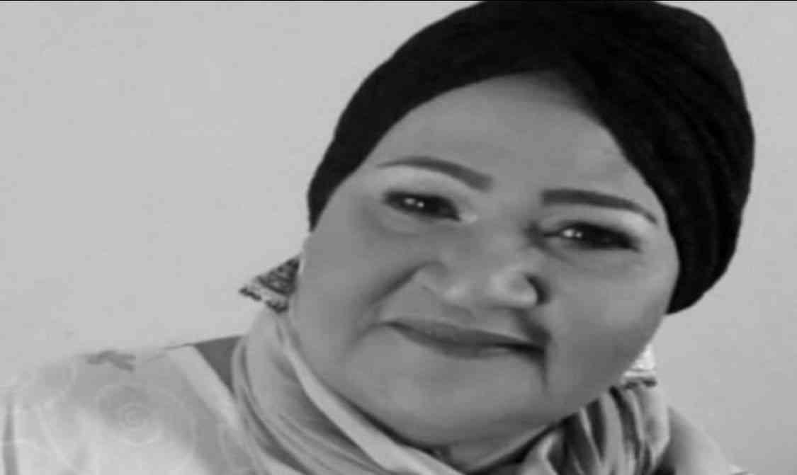 وفاة منى الشراح شقيقة الفنانة الراحلة انتصار الشراح