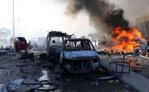 ارتفاع ضحايا انفجار مقديشو إلى 15 قتيلاً و13 مصاباً