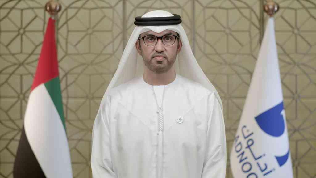 سلطان الجابر: الغاز الطبيعي سيقوم بدور محوري في تمكين النمو الاقتصادي في الإمارات
