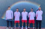 منتخب الإمارات للتنس يفوز على البحرين ويلاقي تركمانستان
