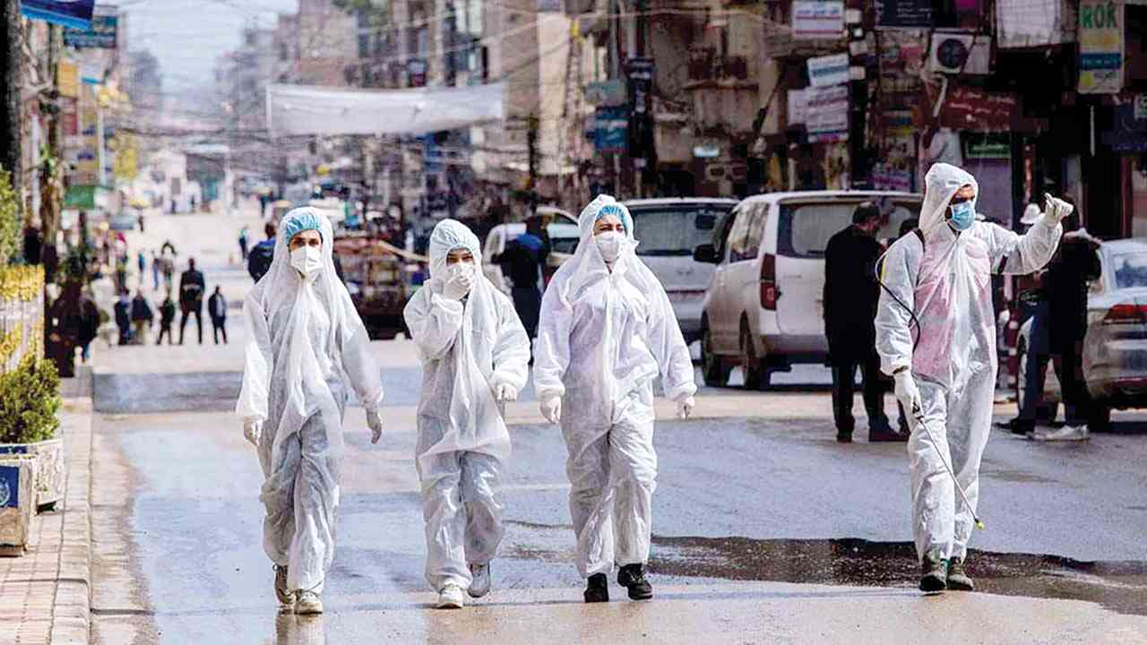 سوريا في قلب مصيدة «الجائحة».. ومخاوف من الكارثة